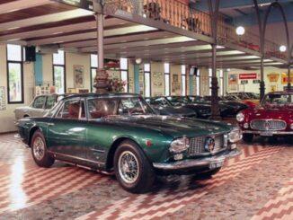 "Museo d'auto e moto d'epoca ""Umberto Panini"""