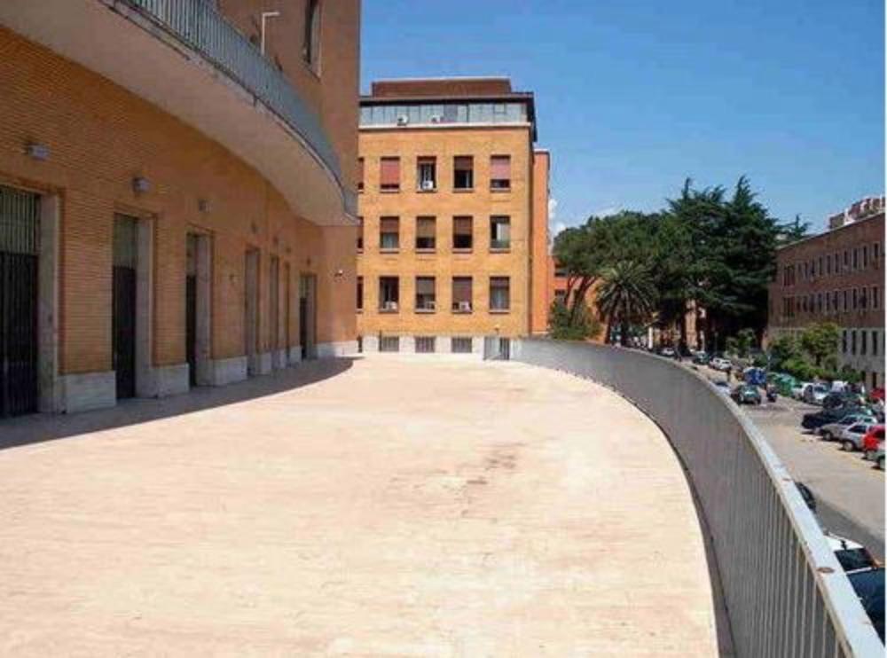Museo laboratorio di arte contemporanea, Roma