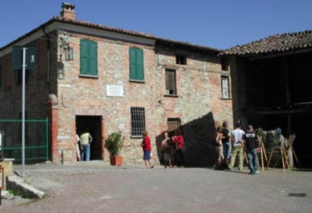 Museo Don Sterpi, Gavazzana
