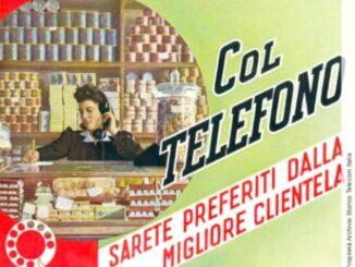 Archivio storico Telecom Italia