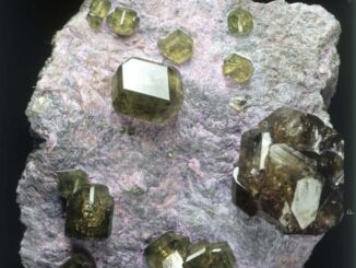 Collezione mineralogica F. Grazioli