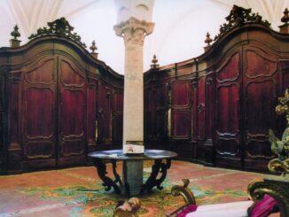 Sala degli Arredi Sacri Basilica di San Domenico Maggiore, Napoli