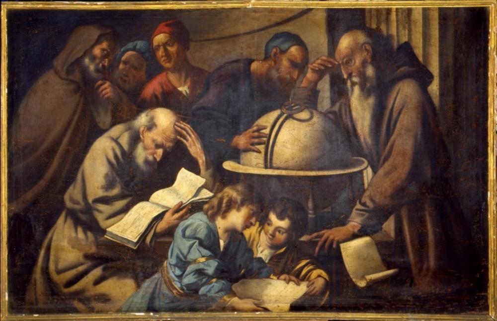 Biblioteca Classense a Ravenna