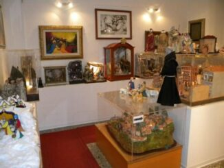 "Museo internazionale ""Raccolta di arte presepiale"""