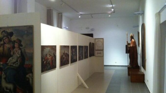 "Museo d'arte sacra ""Silvestro Frangipane"""