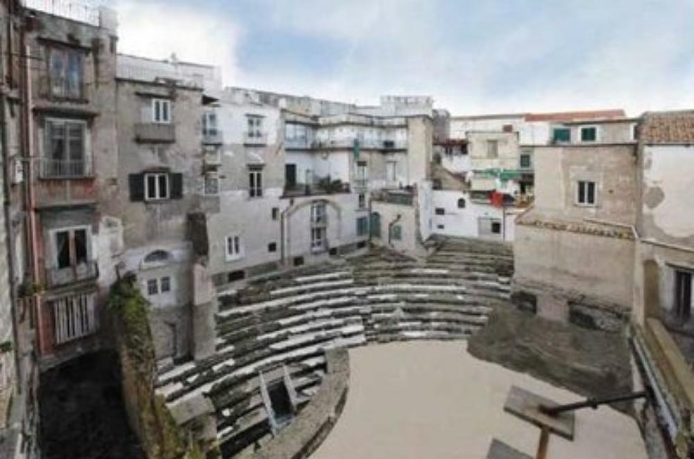 Teatro antico di Neapolis