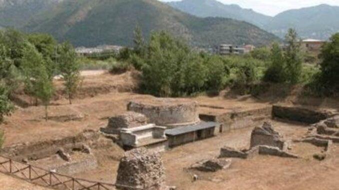 Area archeologica della necropoli monumentale di età romana di Nocera Superiore
