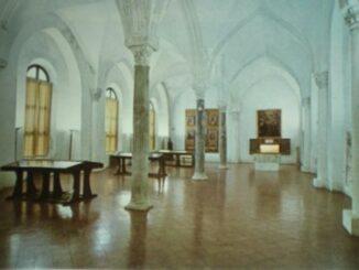 Museo della Badia di Cava dei Tirreni