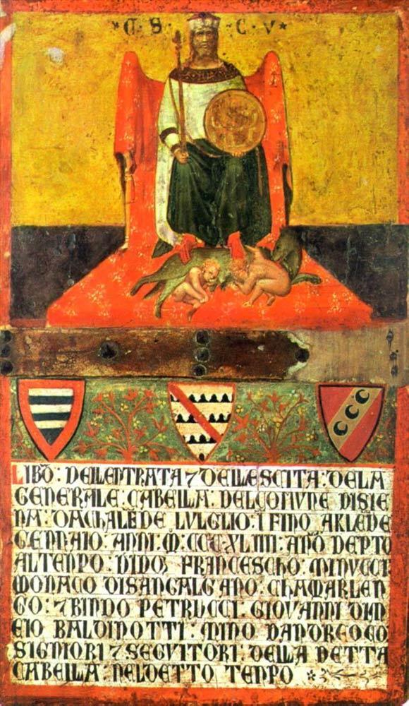 Collezione delle tavolette di Biccherna e Mostra documentaria, Siena
