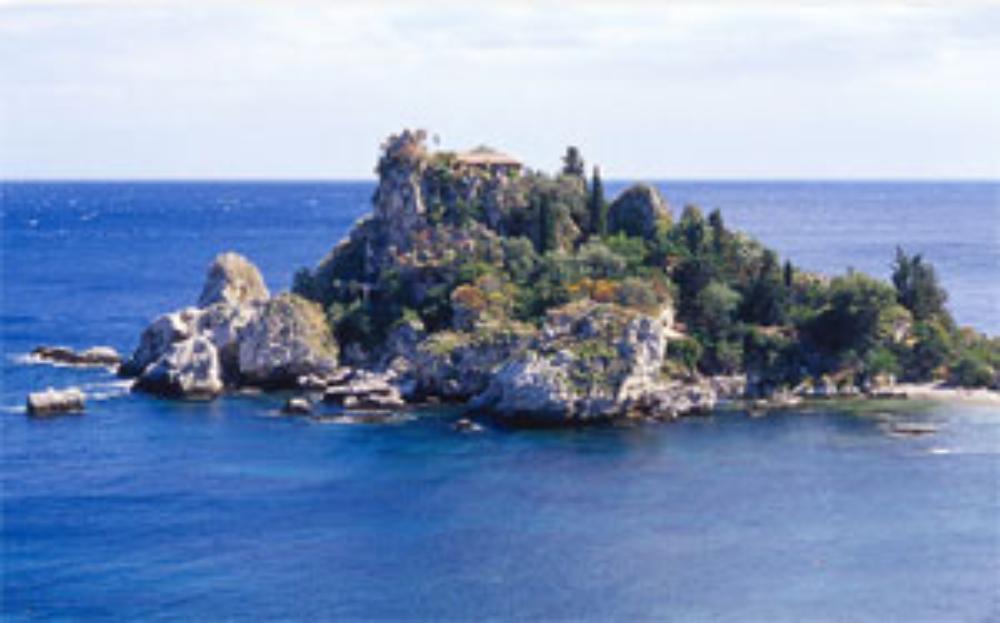 Museo naturalistico regionale di Isolabella e Villa Caronia, Taormina