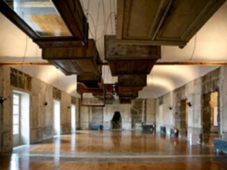 Museo regionale d'arte moderna e contemporanea - Palazzo Belmonte Riso