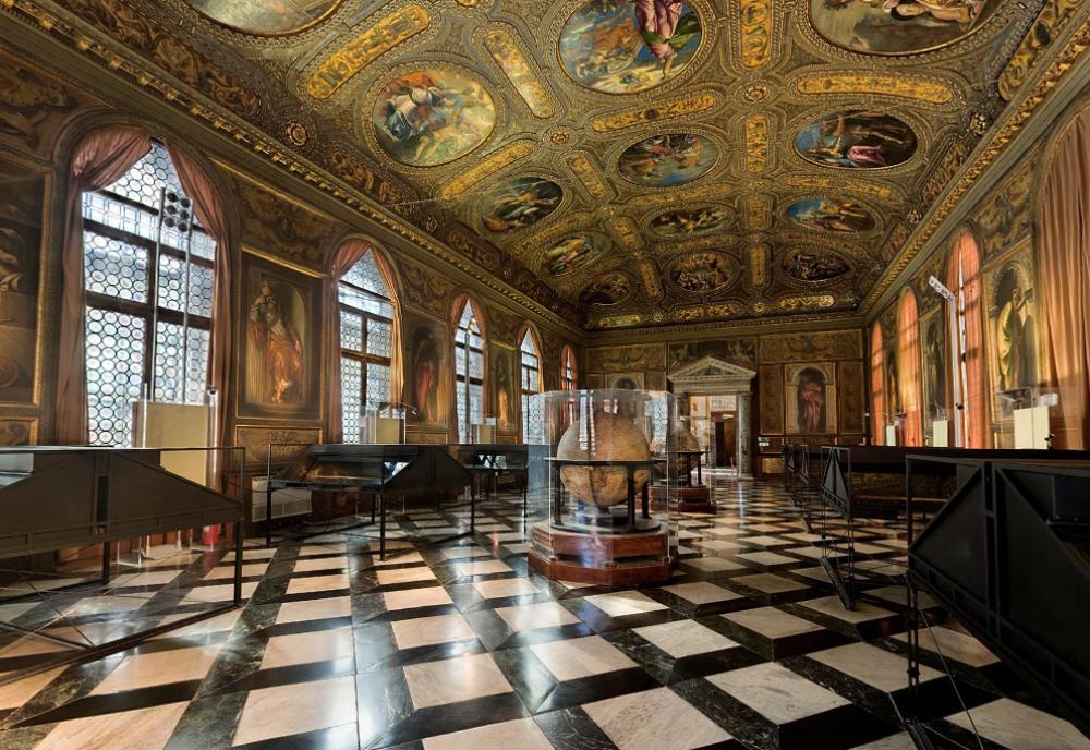 Sale monumentali della Biblioteca nazionale Marciana, Venezia