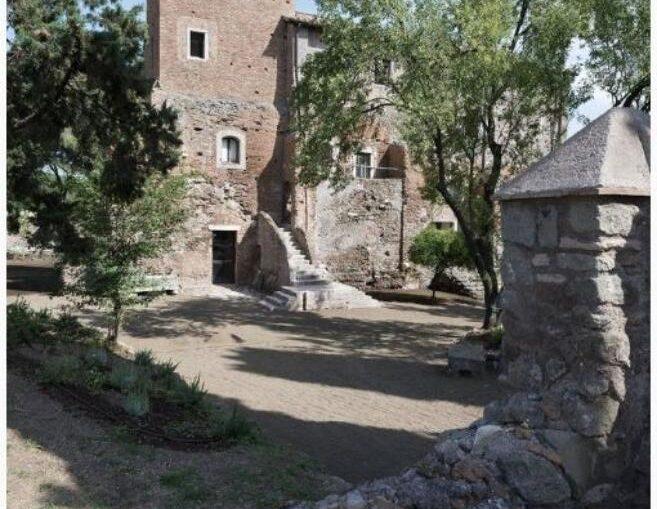 Complesso di Santa Maria Nova, Roma