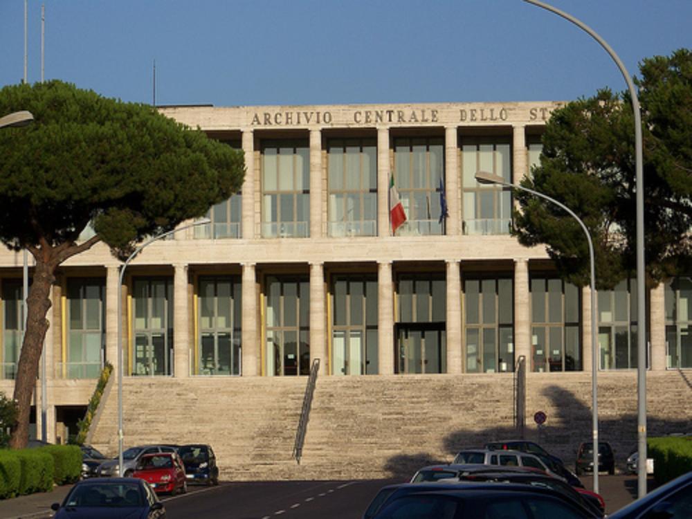 Archivio centrale dello Stato, Roma