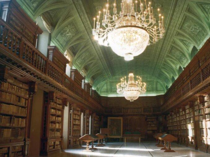 Biblioteca Nazionale Braidense di Milano