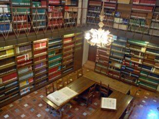 Biblioteca Statale del Monumento Nazionale di Santa Giustina