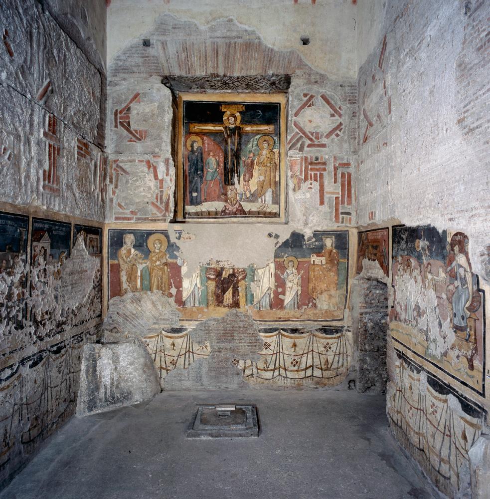 Santa Maria Antiqua (Foro Romano), Roma