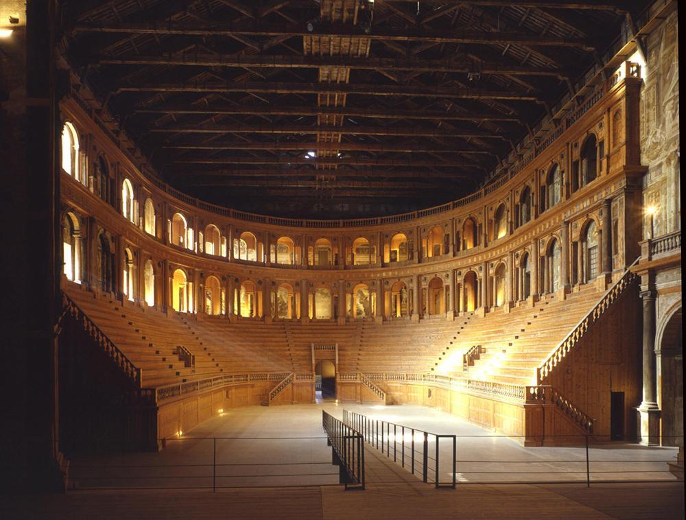 Cosa vedere a Parma: Teatro Farnese