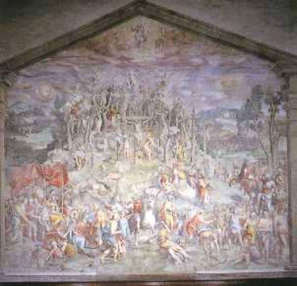 Ex Oratorio di San Desiderio, Pistoia