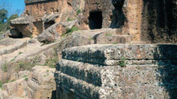 Necropoli rupestre di Norchia