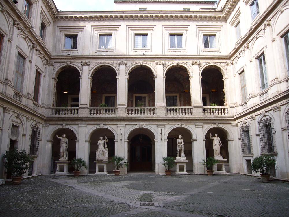 Palazzo Altemps, Museo Nazionale Romano, Roma