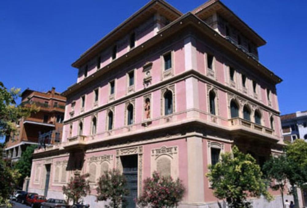 Museo Hendrik Christian Andersen, Roma