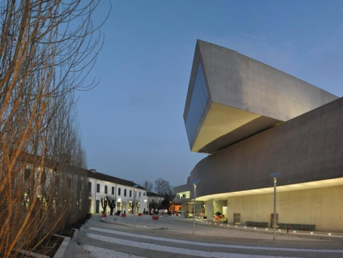 MAXXI - Museo nazionale delle arti del XXI secolo