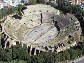 Anfiteatro Flavio e Tempio di Serapide