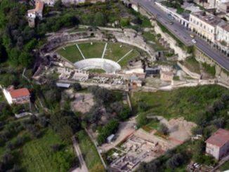Teatro e Criptoportico romano di Sessa Aurunca
