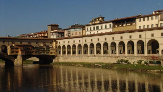 Corridoio Vasariano, Firenze