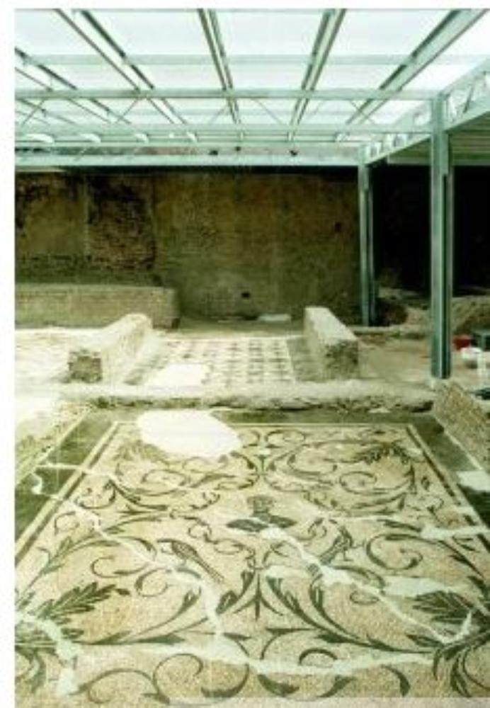 Comprensorio archeologico di Santa Croce in Gerusalemme, Roma