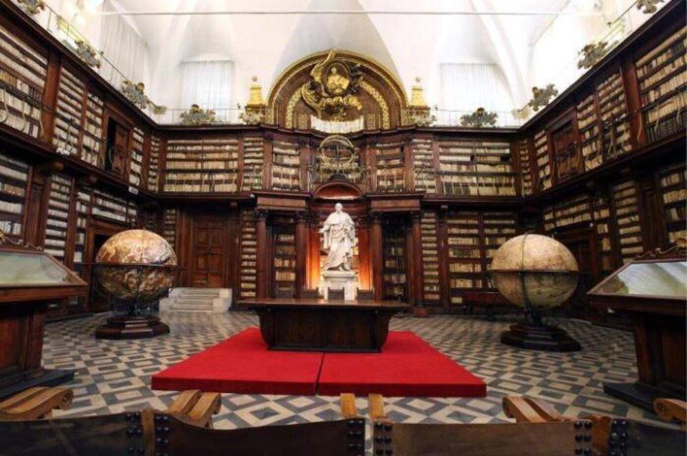 Biblioteca Casanatense, Roma
