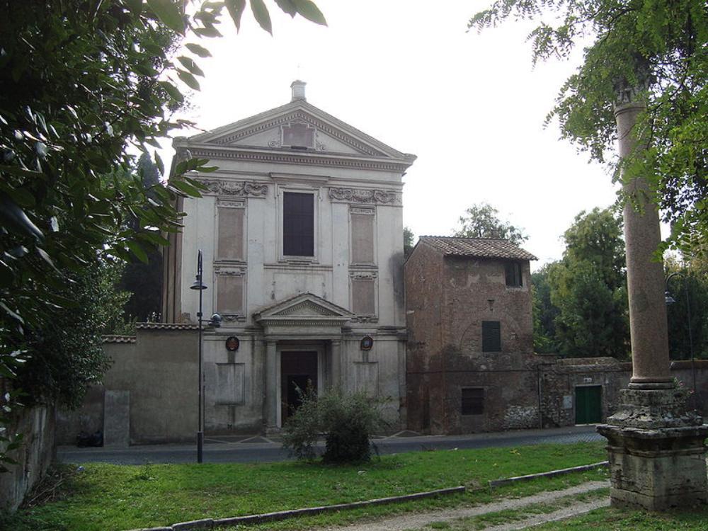 Basilica di San Cesareo de Appia, Roma