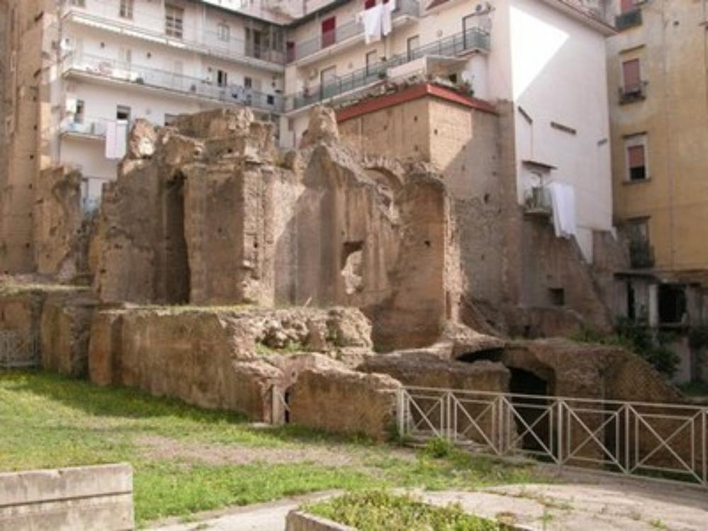 Area archeologica di Carminiello ai Mannesi, Napoli