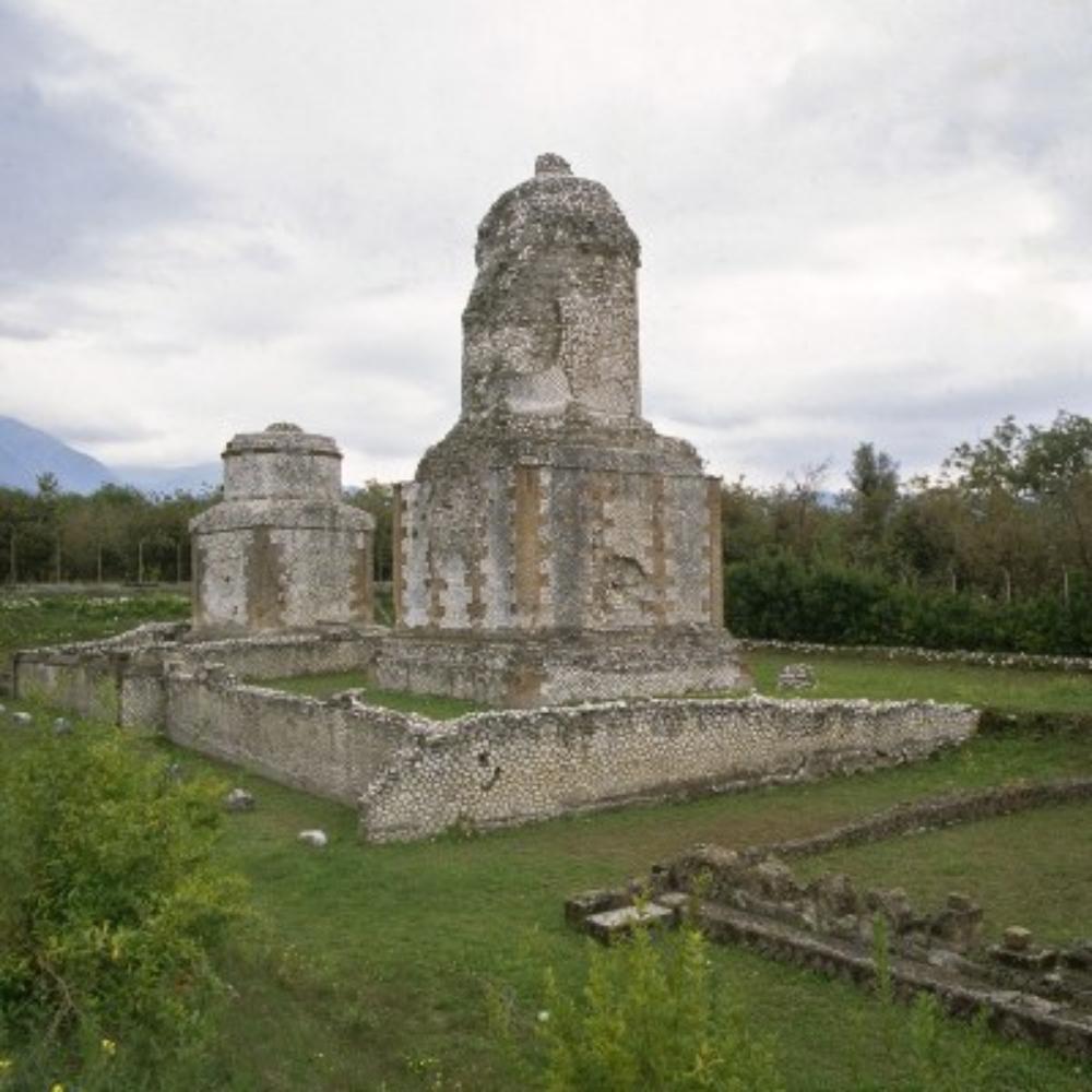Area archeologica della necropoli monumentale di Avella