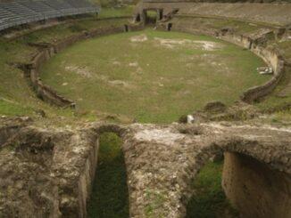 Area archeologica dell'anfiteatro di Avella
