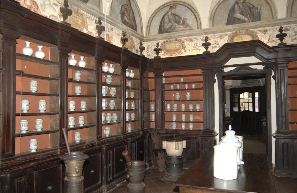 Antica Spezieria di San Giovanni Evangelista Parma