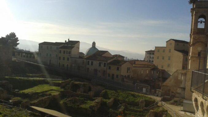Anfiteatro romano di Ancona