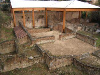 Teate - Resti della città romana
