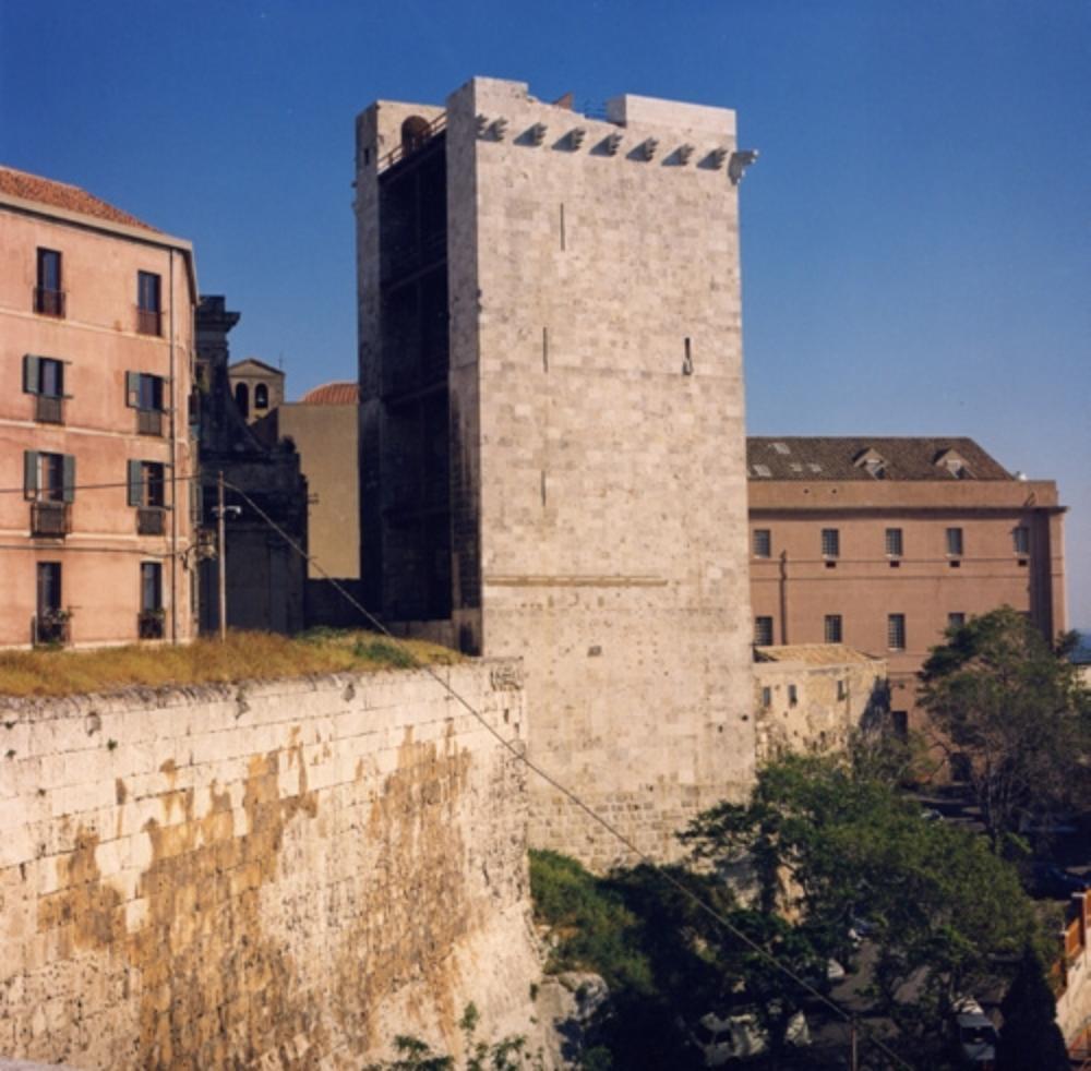 Torre dell'Elefante Cagliari|