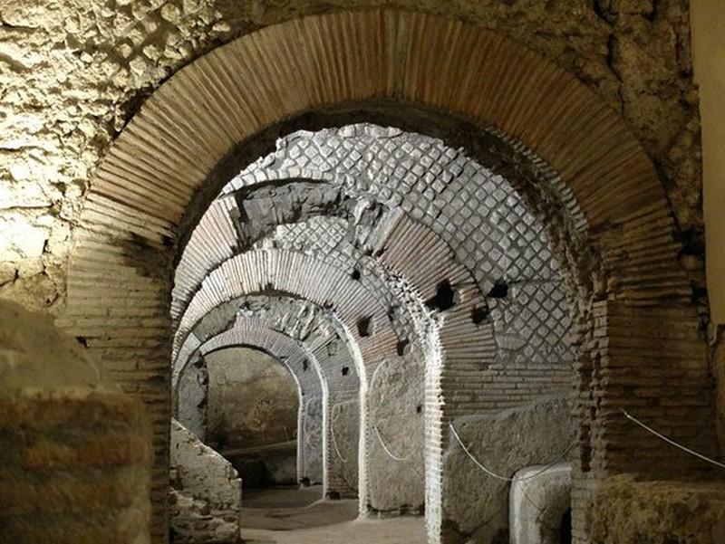 Area archeologica del Complesso di San Lorenzo Maggiore, Napoli