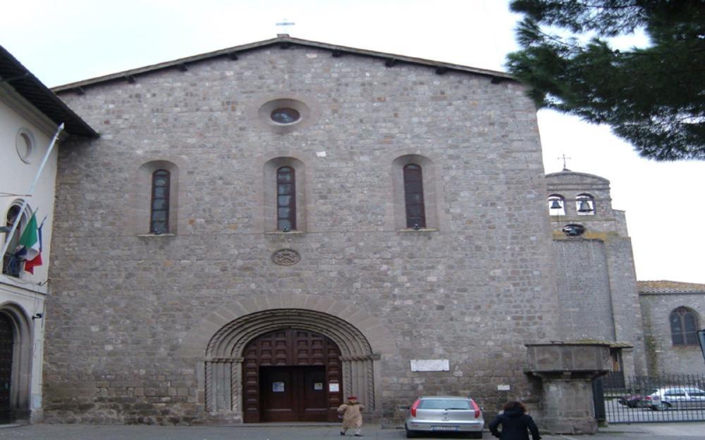 Basilica di San Francesco alla Rocca Viterbo| Cosa vedere Viterbo