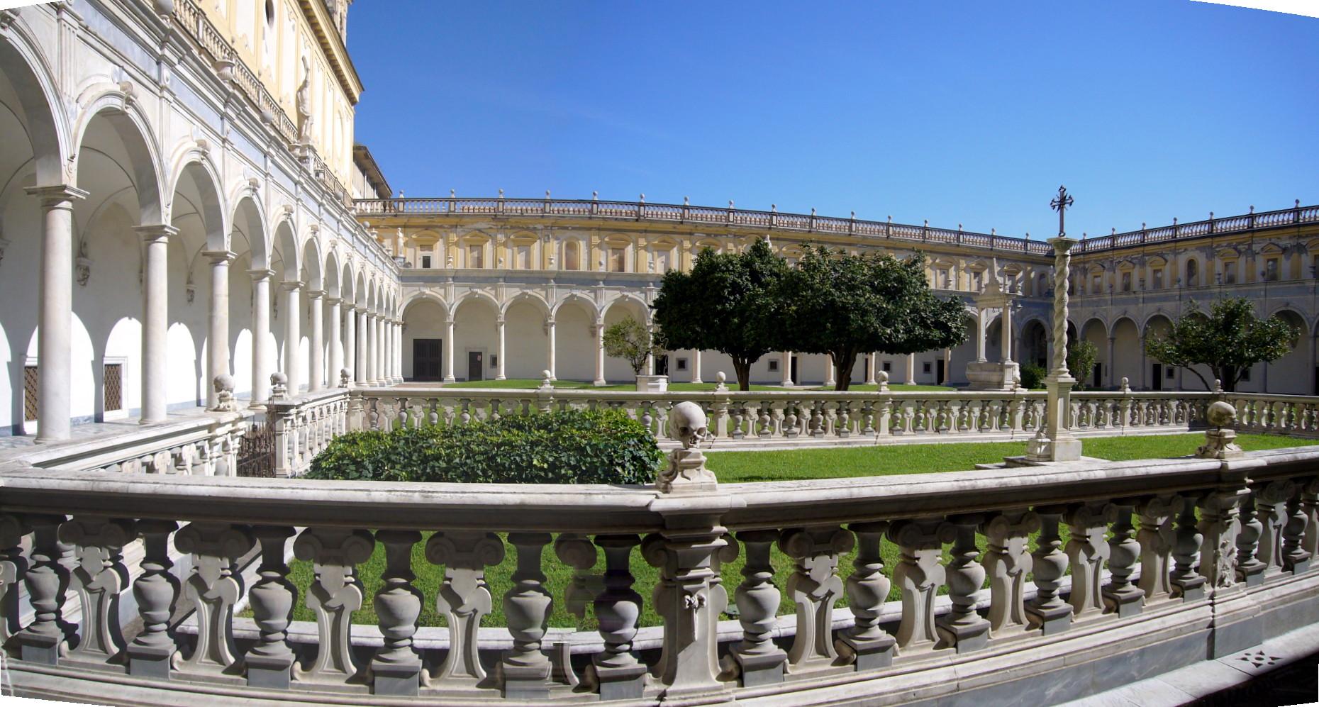 Certosa e Museo di San Martino, Napoli