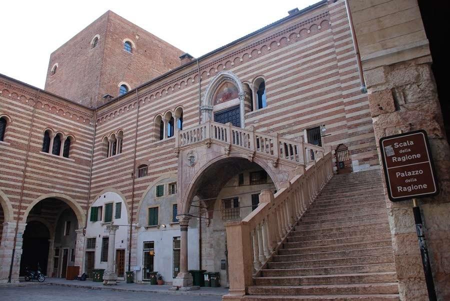 Galleria d'arte moderna Palazzo Forti di Verona