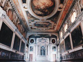Museo della Scuola grande di San Giovanni Evangelista, Venezia