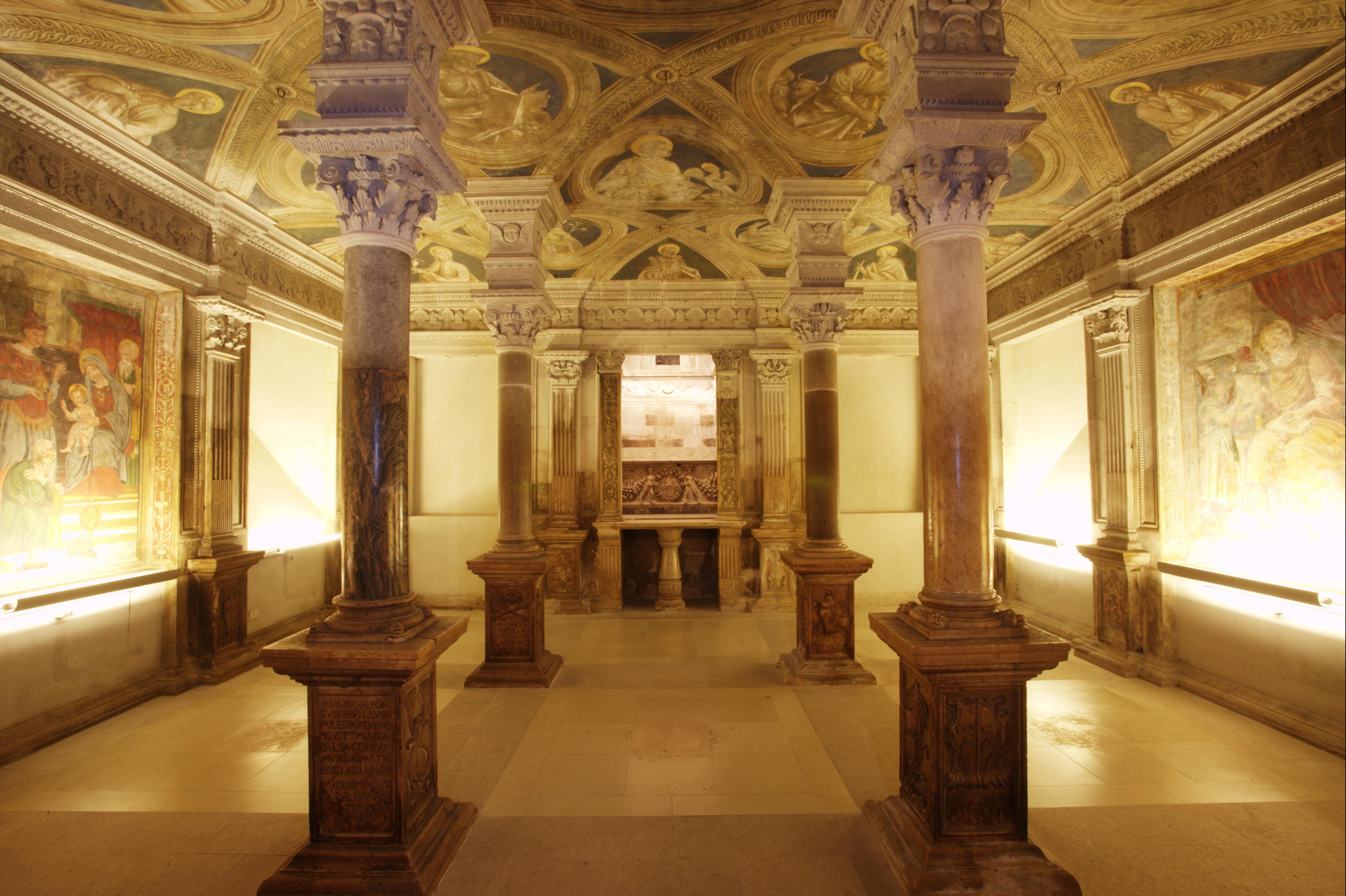 Cripta, Acerenza