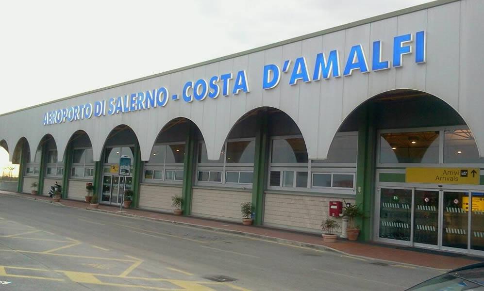 Aeroporto di Salerno Cosa d'Amalfi