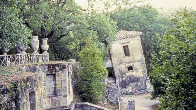 Parco dei Mostri, Bomarzo ©Foto Massimo Vicinanza