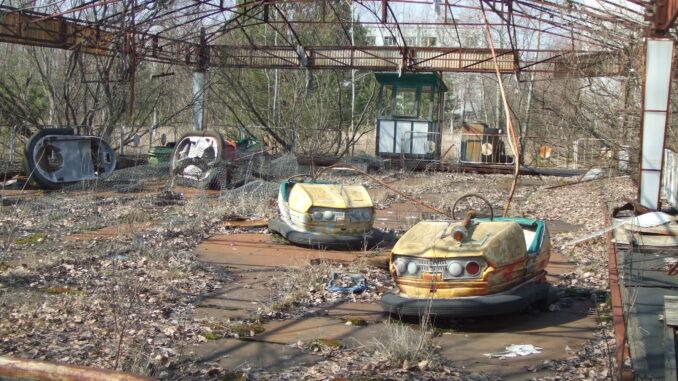 Pripyat oggi, Chernobyl, quel che rimane dopo il disastro