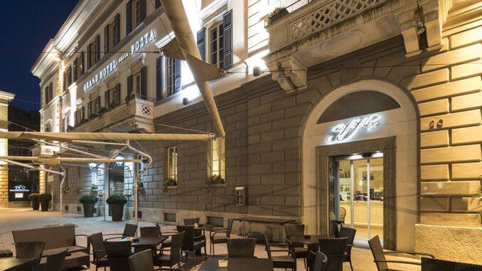 Grand Hotel della Posta, Sondrio